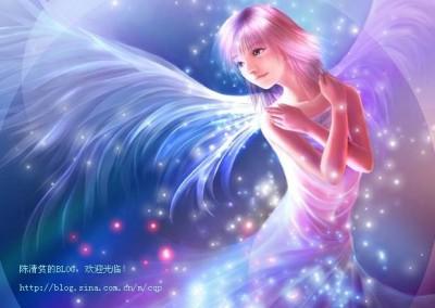 我走了以后会有天使替我来爱你