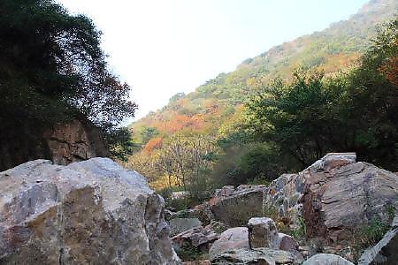 棋盘山风景区图片