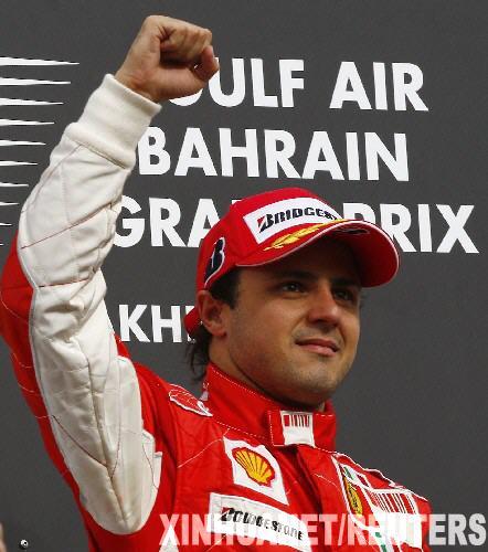 马萨称雄F1巴林站