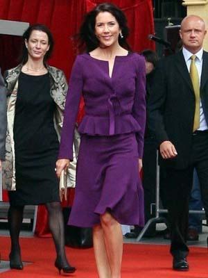 丹麦二王妃玛丽_丹麦王妃玛丽