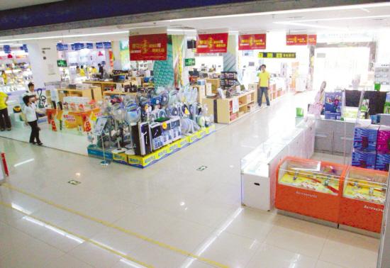 杭州家电市场_家电卖场巨头杭州圈地之战 12家卖场蜂窝式布局城西--临海新闻网