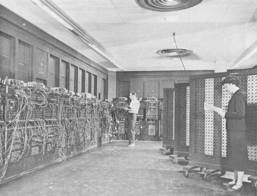 2月14日:世界第一台计算机诞生
