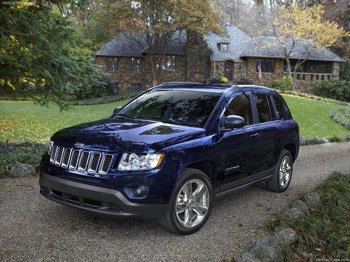 吉普汽车-Jeep车型将面临改款 7座旗舰跨界将量产高清图片